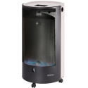 [ HGO 4200/1 BFT Pure Creme ] Gas-Heizofen Blue Flame 4200 W Pure Creme, Thermostat